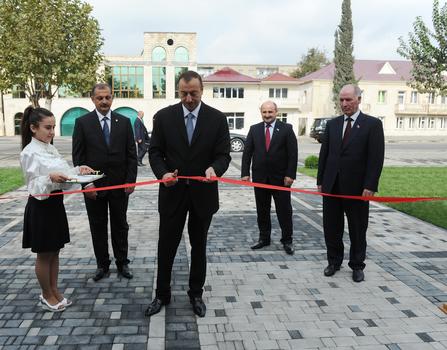 İmişlidə Şahmat Məktəbinin açılışı olub (FOTO)