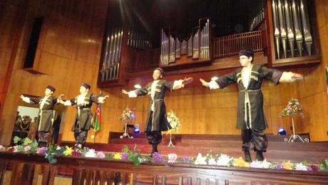 Cənubi Afrikada Azərbaycana həsr edilmiş konsert keçirilib