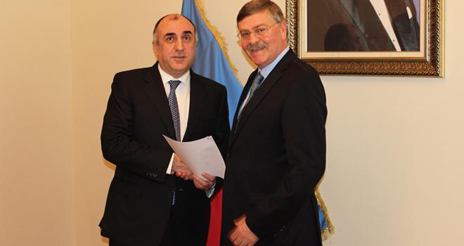 Azərbaycan və BMT əməkdaşlığın genişləndirilməsini müzakirə ediblər (FOTO)