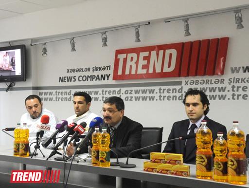 Кулинарные телепередачи лишь наносят вред - Центр национальной кулинарии Азербайджана (фото)