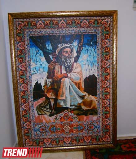 Bakıda görkəmli rəssam Tahir Salahovun Ev muzeyi yaradılıb (FOTO)