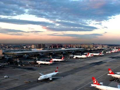Atatürk hava limanı ilə bağlı maraqlı anons