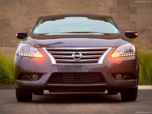 Yeni Nissan Sentra daha parlaqdır (FOTO)
