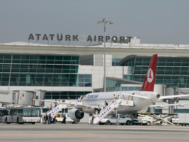 Обнародована дата завершения всех полетов в аэропорту им. Ататюрка в Стамбуле