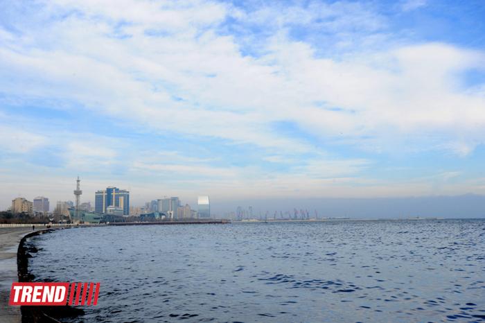 Бакинская бухта (фотосессия)