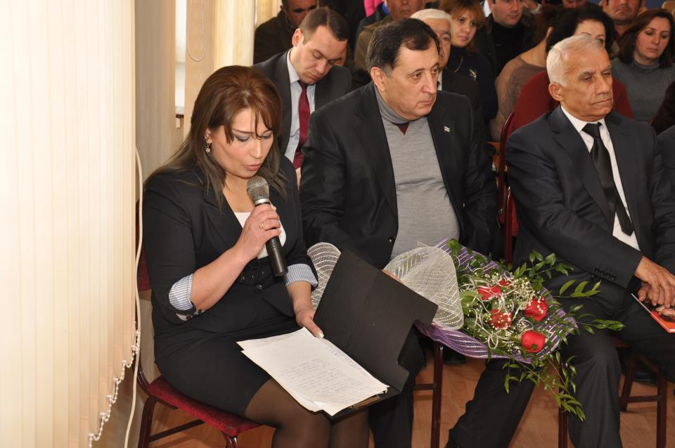 Поэтесса Назакет Наман представила сборник стихов (фото)