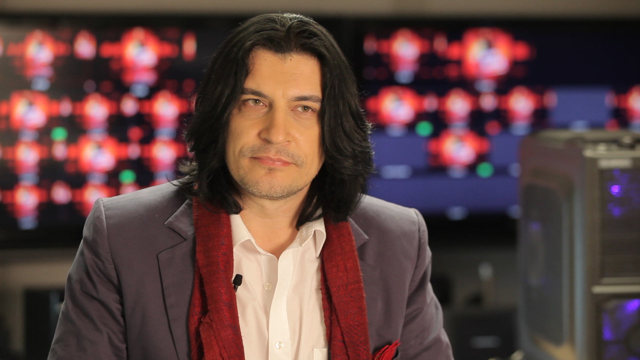 Звезда мирового масштаба из Азербайджана -  Джек Спейд, продюсер из США, член жюри «Большая сцена» (фото)