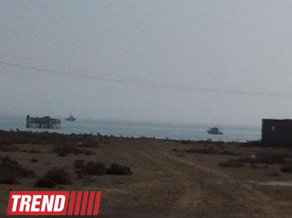 Недалеко от Баку упал военный вертолет, есть погибший (версия 8) (ФОТО)