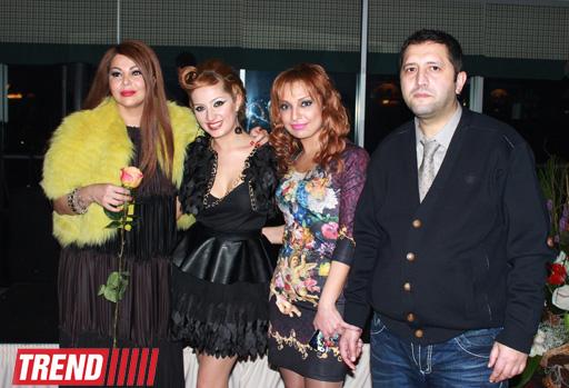 Аян Бабакишиева презентовала проект с известными деятелями культуры Азербайджана - творческий вечер (видео-фото)