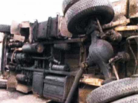 Трое погибли вДТП под Самарой