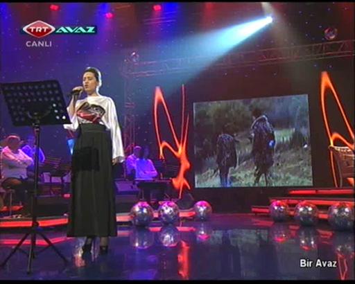 """Азерин предстала на турецком канале в специальном платье с надписью """"Не забывай геноцид в Ходжалы"""" (фото)"""