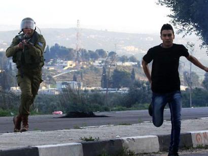Израильская милиция применила слезоточивый газ против палестинцев вВифлееме