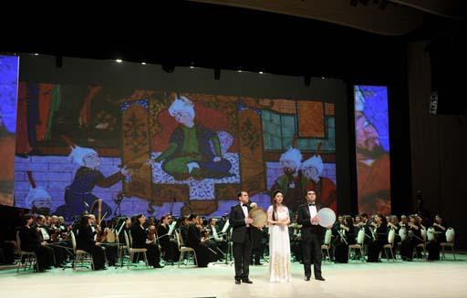 "Mehriban Aliyeva took part in 3rd International Mugham Festival ""World of Mugham"" (PHOTO)"