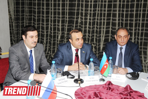Trilateral discussions on Azerbaijani, Turkish and Russian NGO cooperation held (PHOTO)