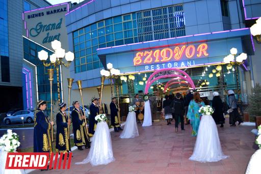 На ташкентской свадьбе, или как  женятся в Узбекистане (фотосессия)