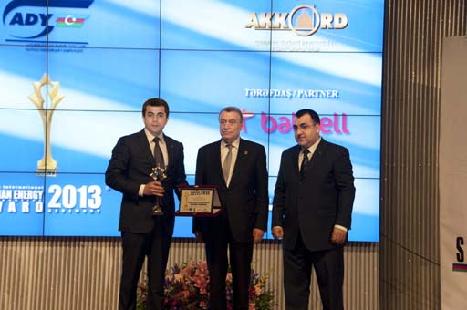 """Akkord becomes """"Construction Company of the Year"""" (PHOTO)"""