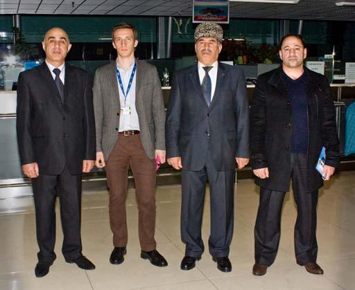 Kharkov-Baku-Kharkov flight opens (PHOTO)
