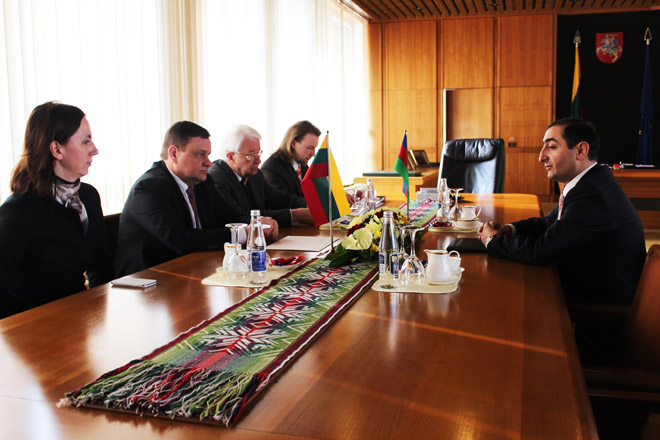Personal initiative of some MPs not parliament's official position - Seimas (PHOTO)