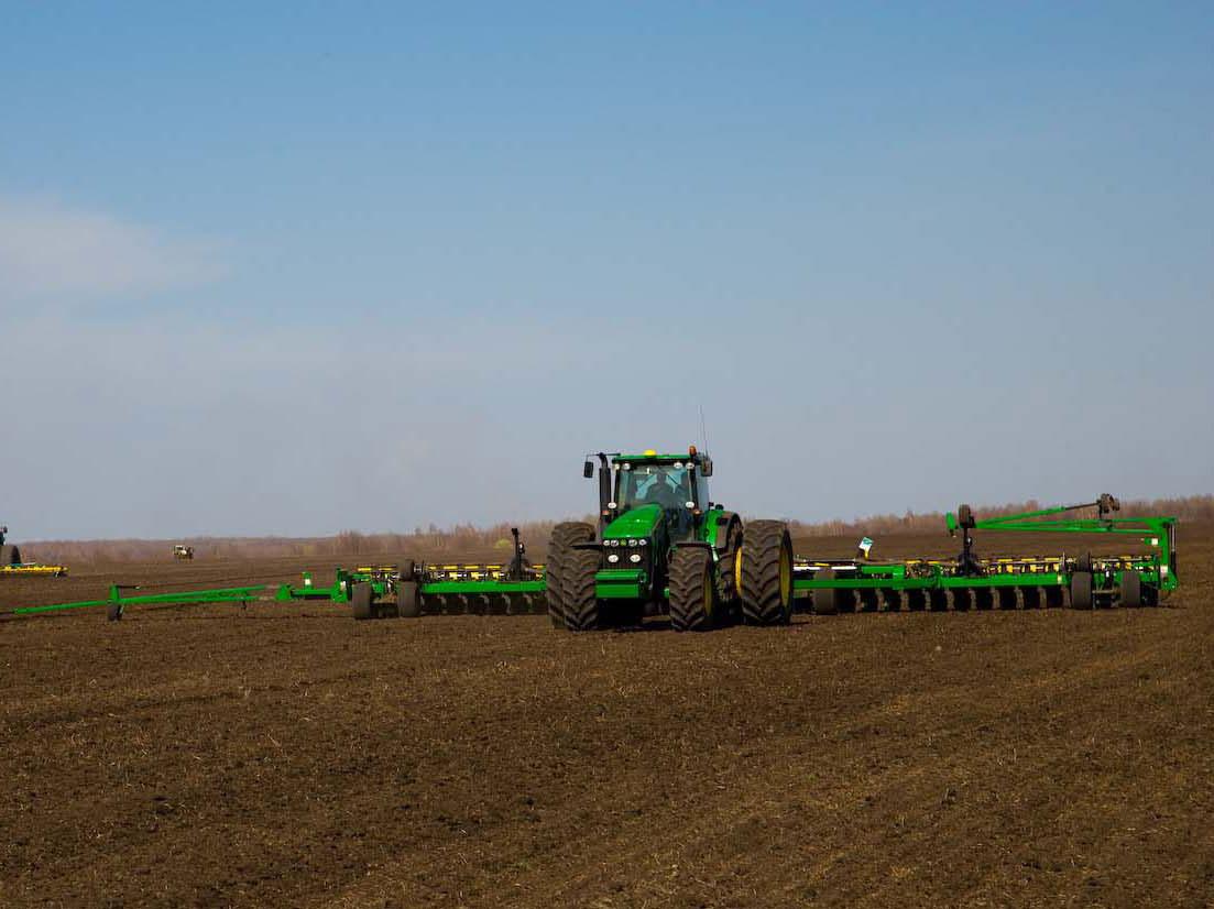 В Казахстане увеличилось производство сельхозпродукции