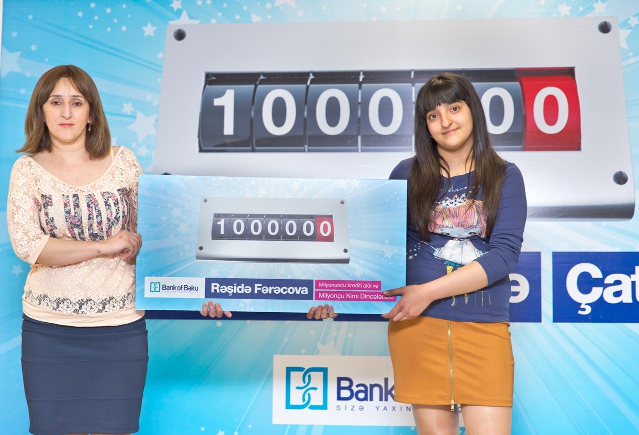 """""""Bank of Baku"""" bir milyonuncu kredit müştərisini Aralıq dənizi istirahətinə yollayır (FOTO)"""