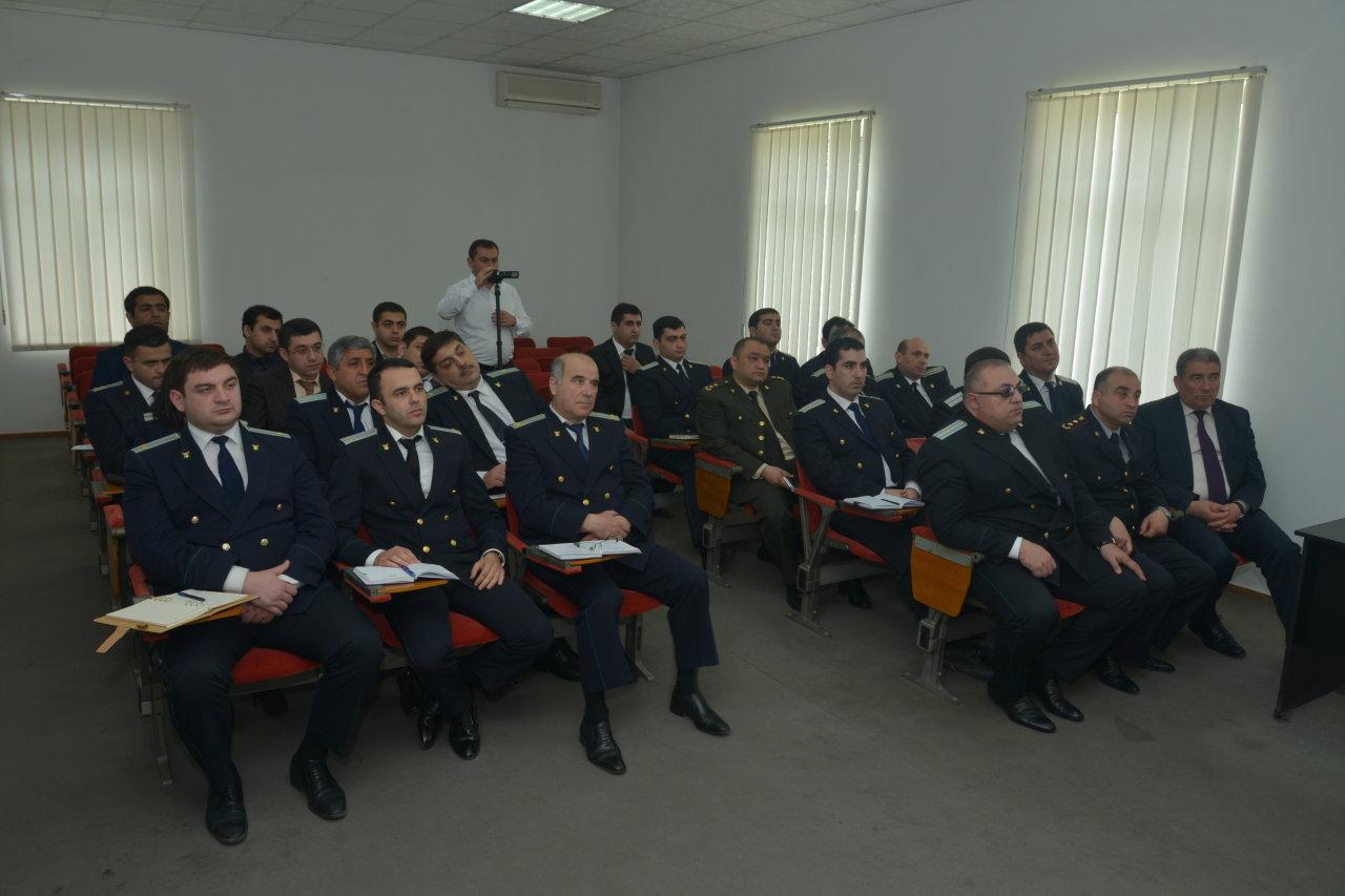 Ümummilli lider Heydər Əliyevin 90 illik yubileyi Sumqayıt şəhər prokurorluğunda qeyd edilib  (FOTO)