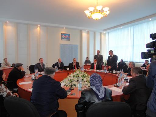 DSMF sədri Abşeron, Xızı və Sumqayıt sakinləri ilə görüşüb (FOTO)