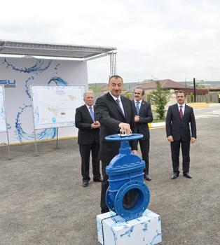 Prezident İlham Əliyev: Azərbaycan iqtidarının siyasətinin mərkəzində insan amili dayanır (FOTO)