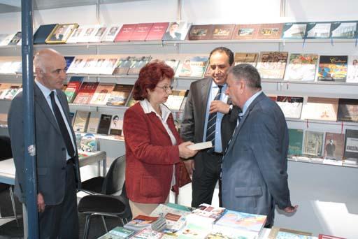 Azərbaycan Budapeştdə kitab sərgi-yarmarkasında iştirak edir (FOTO)