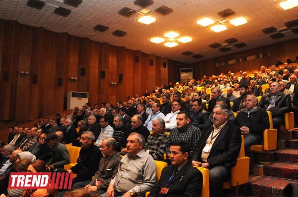 В Азербайджане инвалиды Чернобыля поддержали кандидатуру Ильхама Алиева на пост президента (ФОТО)
