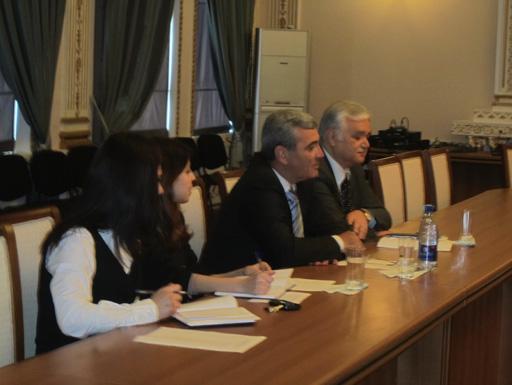 Azərbaycan və İsrail diasporunun əməkdaşlığı müzakirə edilib (FOTO)