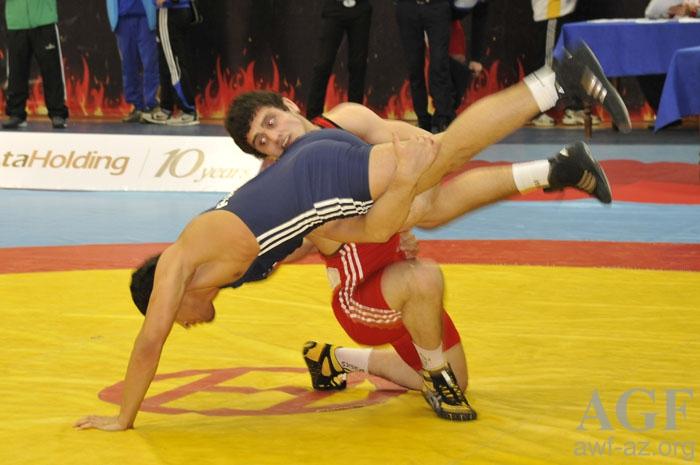 AGF Kubokunda üçüncü gün: 5 qızıl, 3 gümüş və 8 bürünc medal (FOTO)