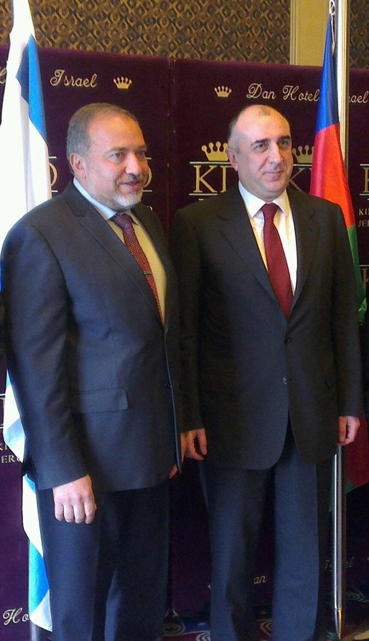 İsrail Azərbaycanla əməkdaşlığı genişləndirilmək niyyətindədir