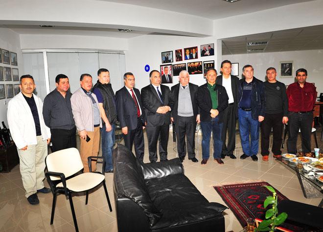 Azərbaycan media nümayəndələrinin Kiprə daha bir uğurlu səfəri başa çatıb (FOTO)