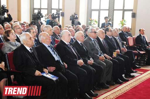 Akif Əlizadə AMEA-nın yeni prezidenti seçildi (FOTO) (ƏLAVƏ OLUNUB)