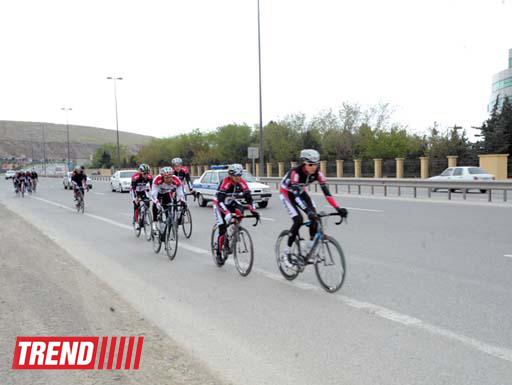 """""""Synergy Baku Cycling Project"""" komandası açıq məşq keçirib (FOTO)"""