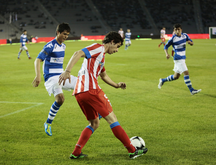"""Bakı"" ""Atletiko""ya uduzdu: 0:3 (FOTO)"