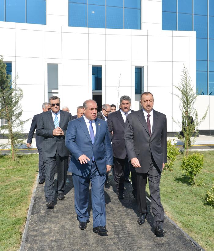 Президент Ильхам Алиев: Сегодня Азербайджан является спортивной державой (ФОТО)