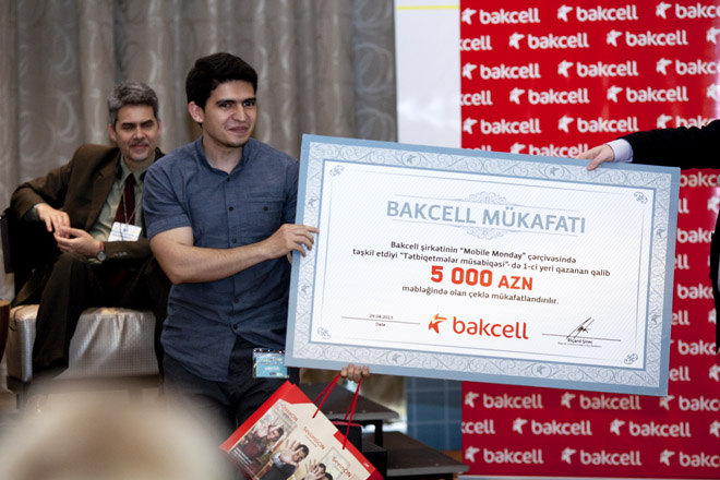 Bakcell и Каспийский инвестиционный центр провели очередную встречу Mobile Monday Azerbaijan (ФОТО)