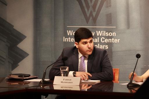 """Азербайджан станет транзитным государством для транспортировки углеводородов в Европу - глава """"мозгового центра"""" (ФОТО)"""