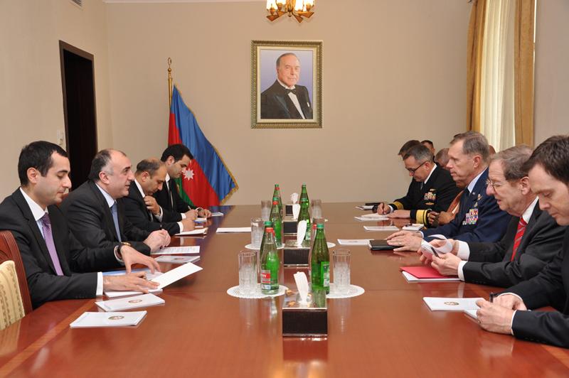 Азербайджан и США обсудили сотрудничество в оборонной и транспортной сфере