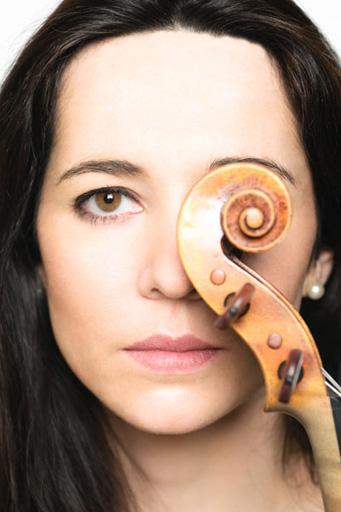 Фотогалерея всемирно известной скрипачки Сабины Ракчеевой (фотосессия)