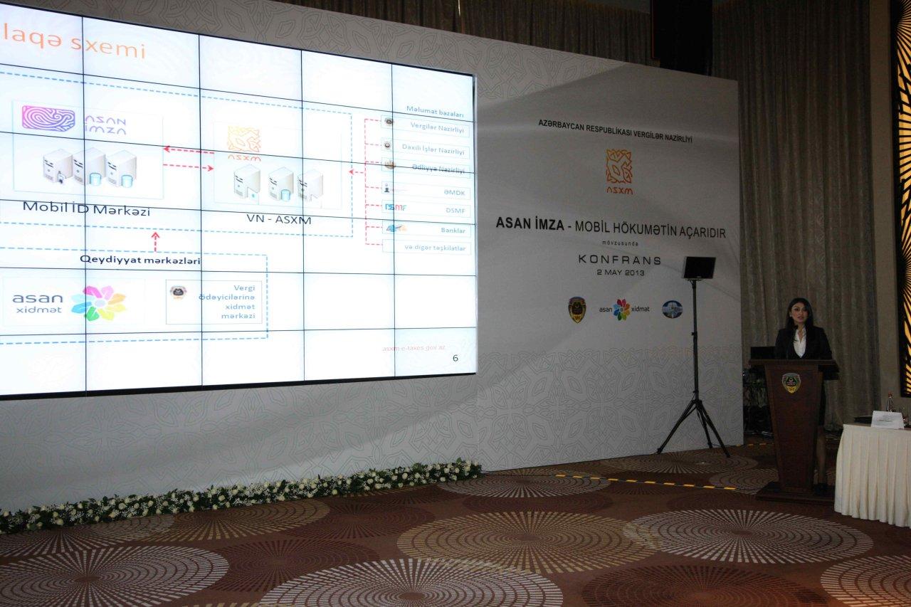 В Азербайджане начинается переход от электронного правительства к мобильному – министр (ФОТО)