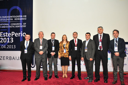 В Баку прошел международный конгресс по пародонтологии и эстетической стоматологии (ФОТО)