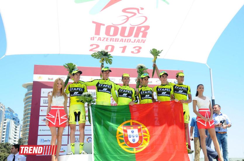 Завершился международный велотур Tour d`Azerbaidjan (ФОТО)