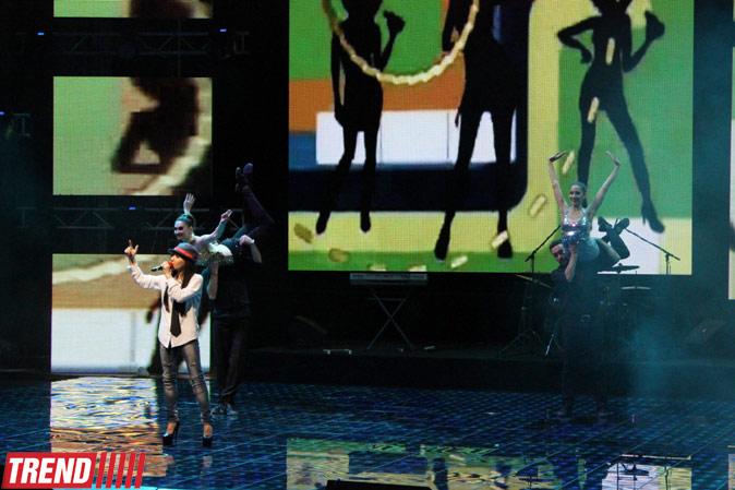 """В Азербайджане определились призеры музыкального конкурса """"Univision - 2013"""" среди студентов (фотосессия)"""