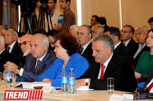 "В Баку прошла конференция ""Гейдар Алиев: великий азербайджанец"" (ФОТО)"