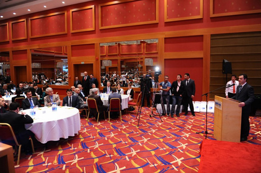 """В Баку состоялась конференция """"Из прошлого в будущее: сохранение национально-духовных ценностей"""" (ФОТО)"""