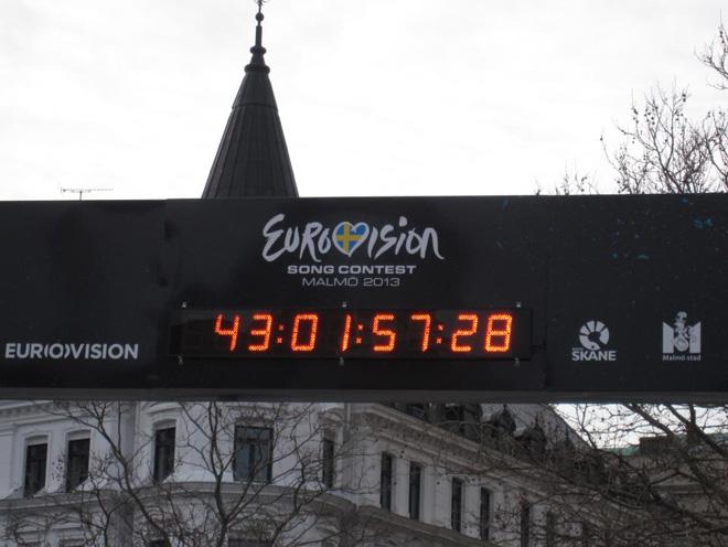 """Мальмё перед """"Евровидением -2013"""" (фотосессия)"""