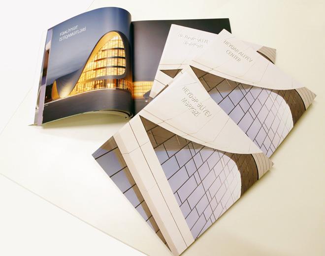 Издана презентационная книга Центра Гейдара Алиева (ФОТО)