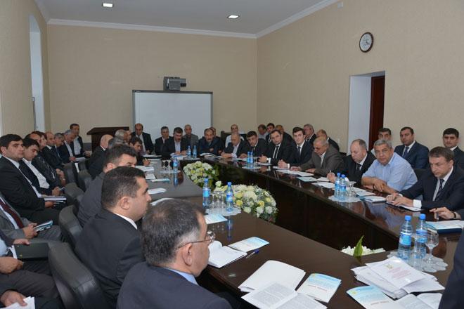 В Генеральной прокуратуре Азербайджана прошел семинар на тему о применении акта об амнистии (ФОТО)
